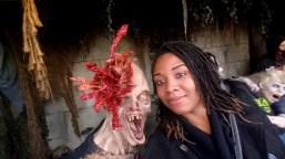 9 Alexis Chateau Netherworld Zombie Selfie