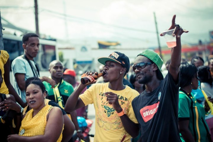 Jamaicans by Darius Roberti