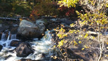 18 Wildcat Falls in the Fall