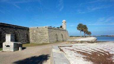 12 Castillo de San Marcos Tropical