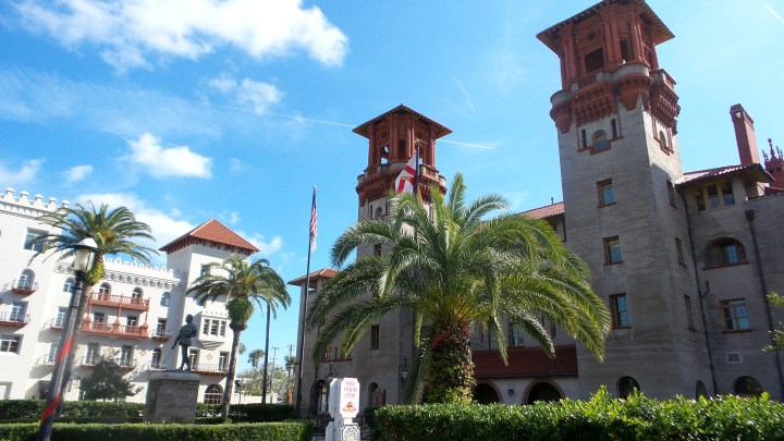 7 Saint Augustine Florida USCG E2C Memorial Casa Monica Hotel