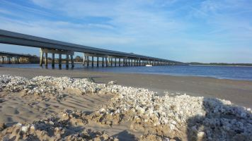 26 Blackrock Beach Bridge Big Talbot Island