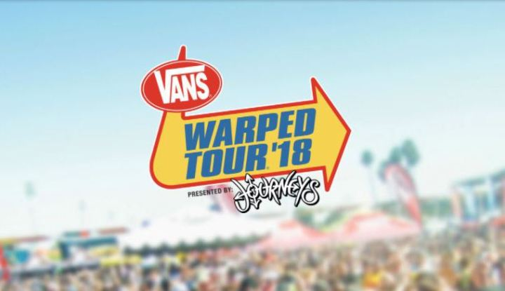 Heading to the Last Ever Vans Warped Tour, This Summer!