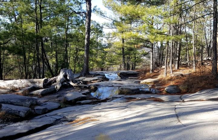 42 Stone Mountain GA Hiking Trails