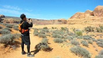 17 Corona Arches Hiking Trail Utah Tristan O'Bryan