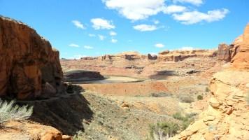 42 Corona Arches Hiking Trail Utah