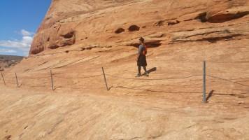 50 Corona Arches Hiking Trail Utah Tristan O'Bryan