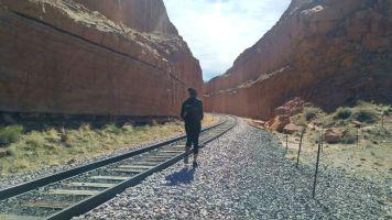 7.6 Corona Arches Hiking Trail Utah Alexis Chateau