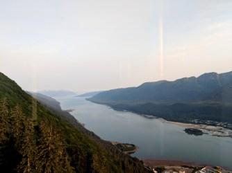 02 Juneau Alaska from Mount Roberts Tramway