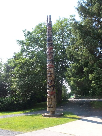 02 Sitka National Historical Park Totem Poles