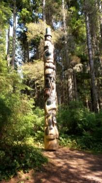 08 Sitka National Historical Park Totem Poles