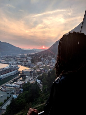 12 Alexis Chateau Juneau Alaska from Mount Roberts Tramway