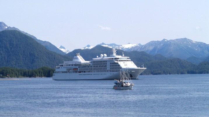 16 Cruise Ship Sitka Alaska