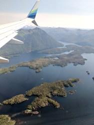 20 Flying Over Sitka Alaska