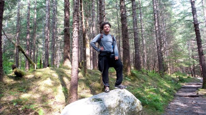 20 West Glacier Trail Juneau Alaska Tristan Obryan