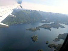 21 Flying Over Sitka Alaska