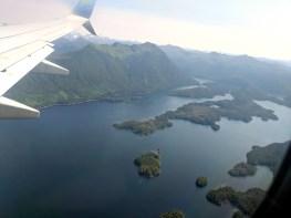 21 Flying Over Sitka Alaska