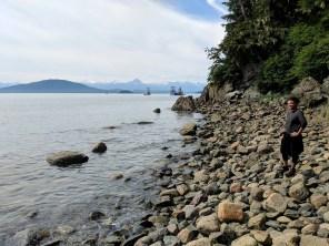 22 Tristan O'Bryan Kayaker's Beach Juneau Alaska