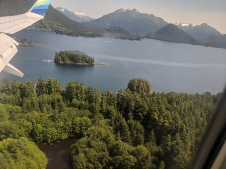 23 Flying Over Sitka Alaska