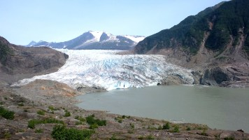 44 Mendenhall Glacier Juneau Alaska