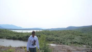 52 West Glacier Trail Nugget Falls Alexis Chateau Hiking Alaska