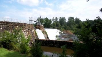 02 High Falls State Park Dam