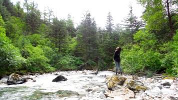 Mount Juneau, Alaska, Alexis Chateau