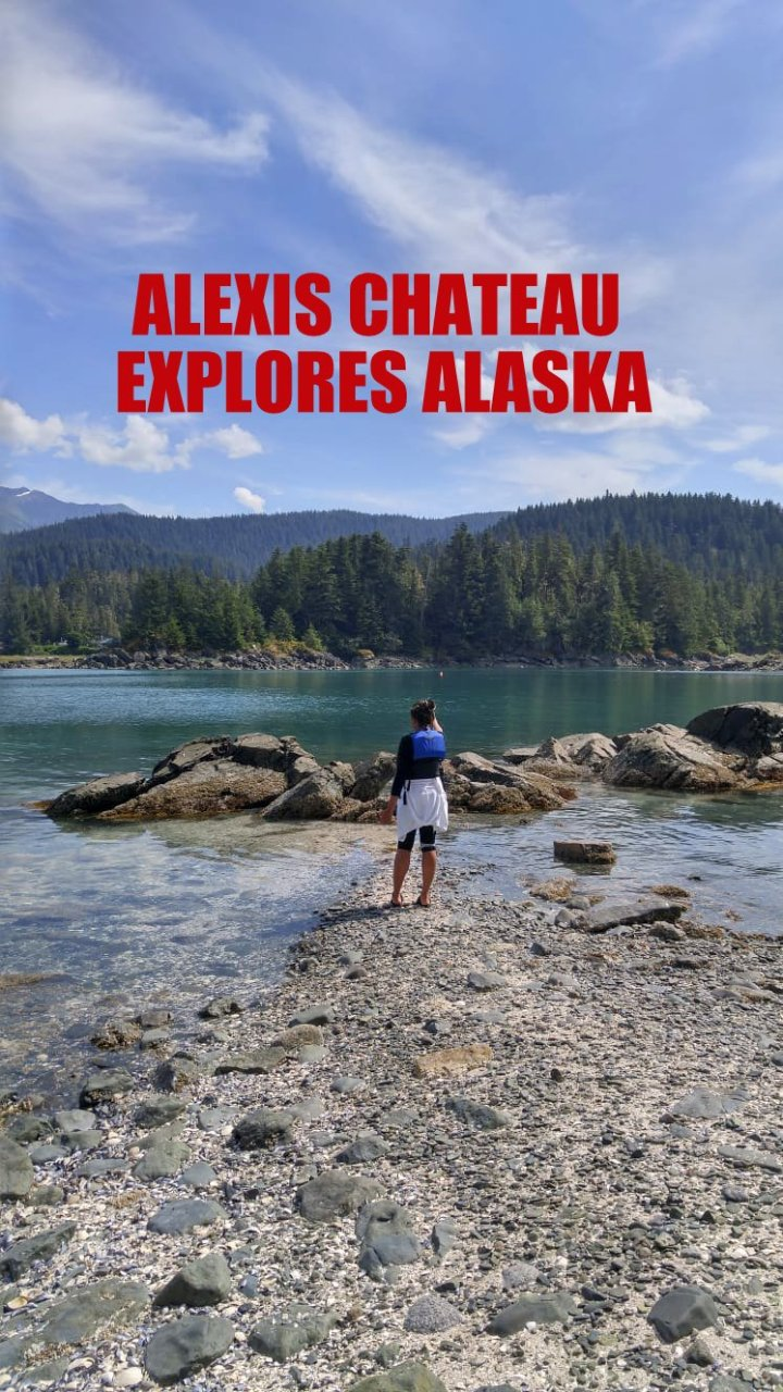 Travel Vlog: Exploring Alaska