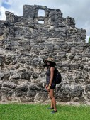 Alexis Chateau Mayan Ruins Mexico 2