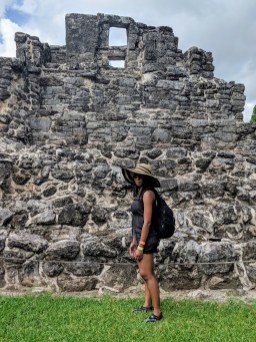 Alexis Chateau Mayan Ruins Mexico 2
