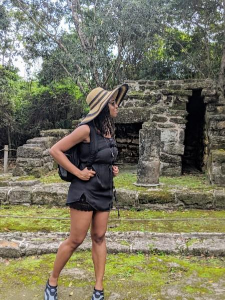 Alexis Chateau Mayan Ruins Mexico 6