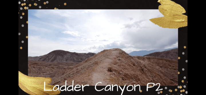 Travel Vlog | We Got Lost in the Mountains at Ladder Canyon in Mecca, California