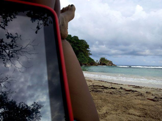 boston jamaica travel beach tablet