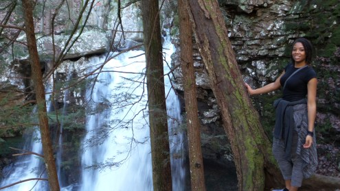 alexis chateau hiking nature