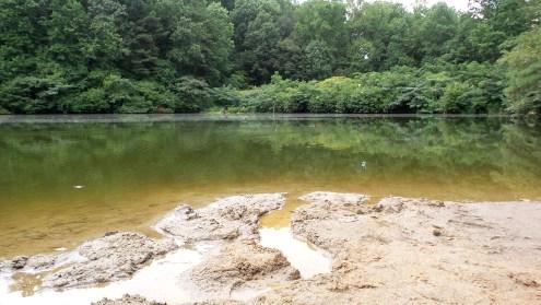 Lake at Henderson Park