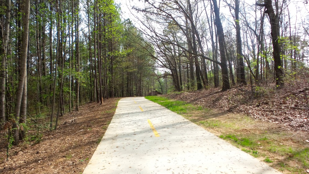 Clayton Country International Park Hiking Trail 4