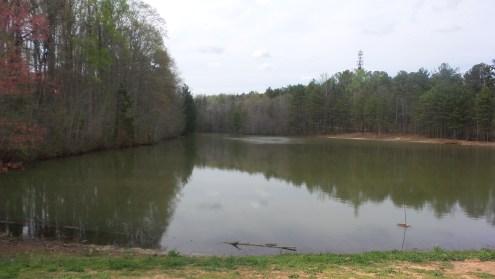 Lake at Clayton County International Park