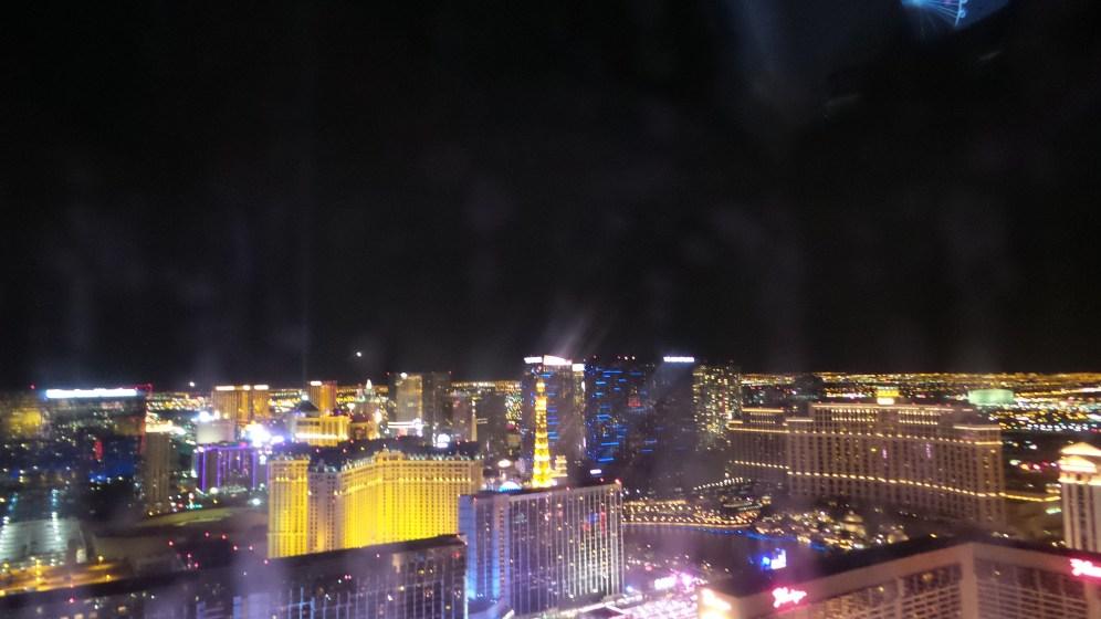 High Roller Las Vegas View 2