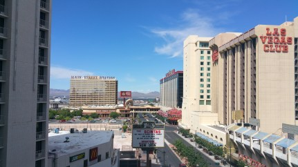 Plaza Hotel Rooftop View