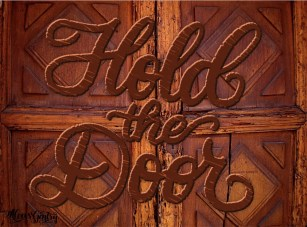 Hold the Door - Letter Game of Thrones