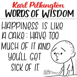 Karl Pilkington quote