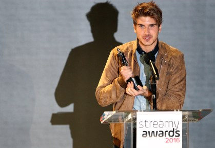 Photo Credits:  Tommaso Boddi/Getty Images for YouTube