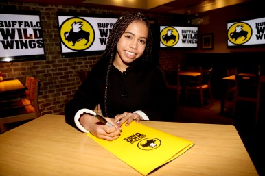Photo Credits: Bruce Glikas/Buffalo Wild Wings