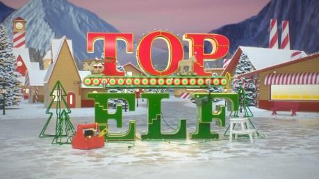 Nickelodeon Top Elf