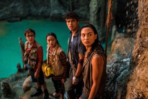 Finding Ohana - Lindsay Watson, Alex Aiono, Kea Peahu, Owen Vacarro