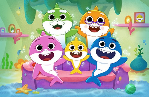 Baby Shark's Big Show Family
