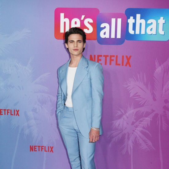 Tanner Buchanan at the special screening of He's All That