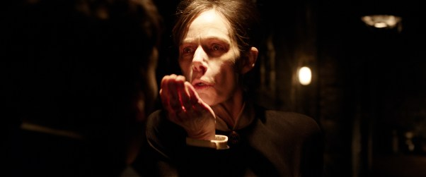 Eugenie Bondurant as the Occultist in The Conjuring: The Devil Made Me Do It