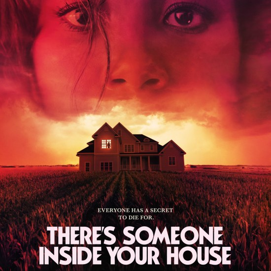 Netflix's There's Someone Inside Your House Movie Poster
