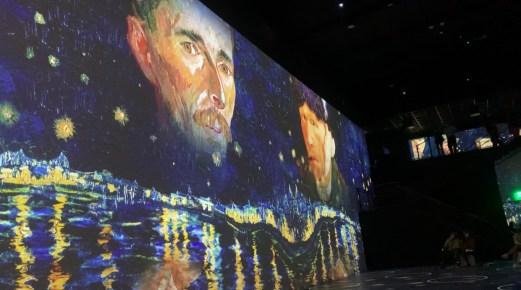 Immersive Van Gogh Experience in Los Angeles